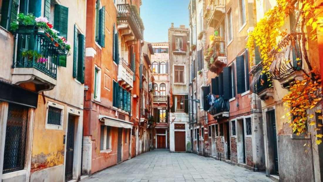 Kurzurlaub in Italien - ganz einfach von zuhause aus.