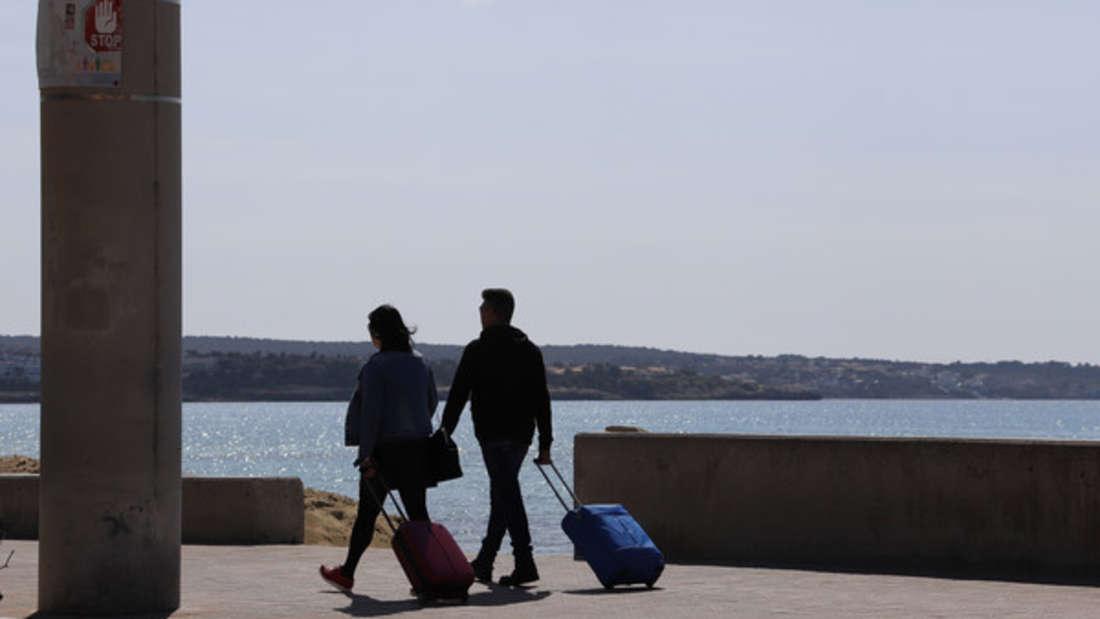 Mallorca ist wegen der Corona-Krise weitestgehend menschenleer.