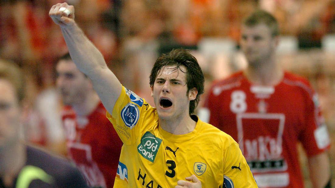 Uwe Gensheimer ist 2003 zu den Rhein-Neckar Löwen gewechselt.