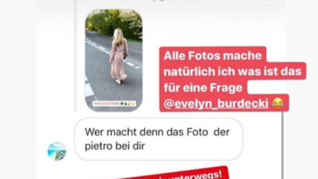 Pietro Lombardi will Evelyn Burdecki verkuppeln.