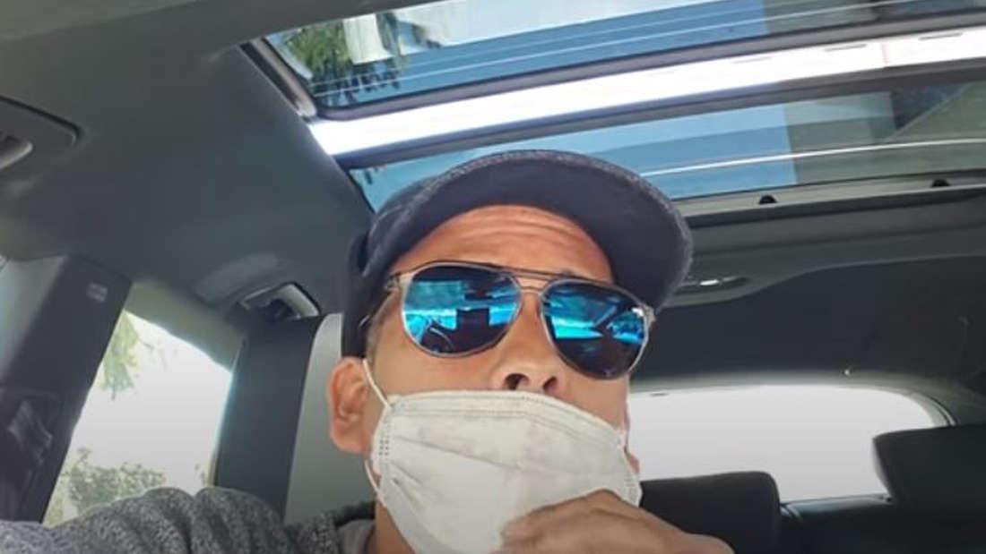 Xavier Naidoo hat in einem neuen Video die Pandemie geleugnet und gedroht Deutschland zu verklagen.
