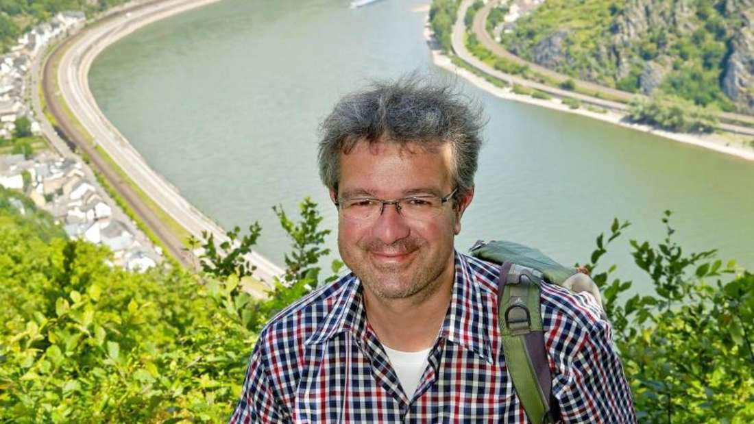 Der Moderator und Autor Manuel Andrack ist begeisterter Wanderer. Foto: Thomas Frey/ picture alliance / dpa