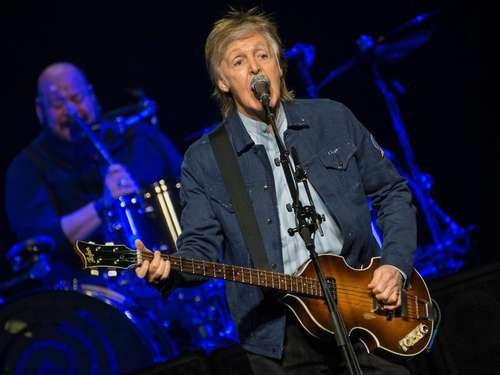 Paul McCartney hatte Zweifel an Tour mit James Corden