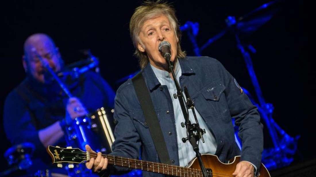 Paul McCartneys Fahrt mit James Corden wurde ein Hit. Foto: Stewart Westwood / Rmv/RMV via ZUMA Press/dpa