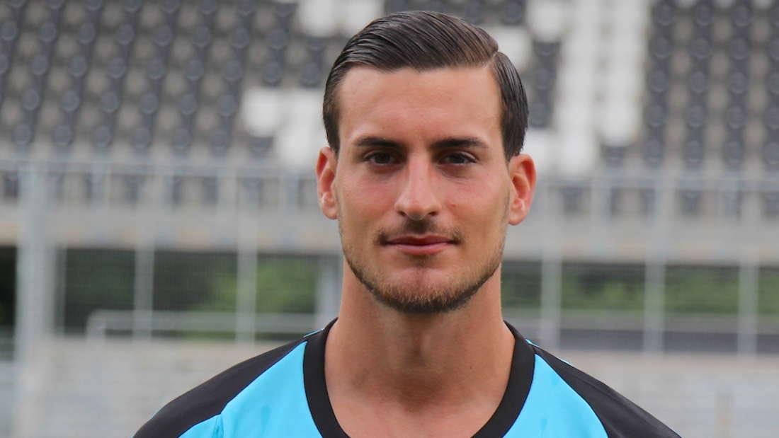 Rick Wulle hat seinen Vertrag in Sandhausen verlängert.