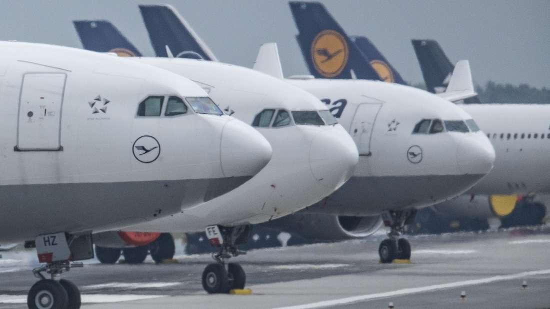 Coronavirus - Lufthansa.