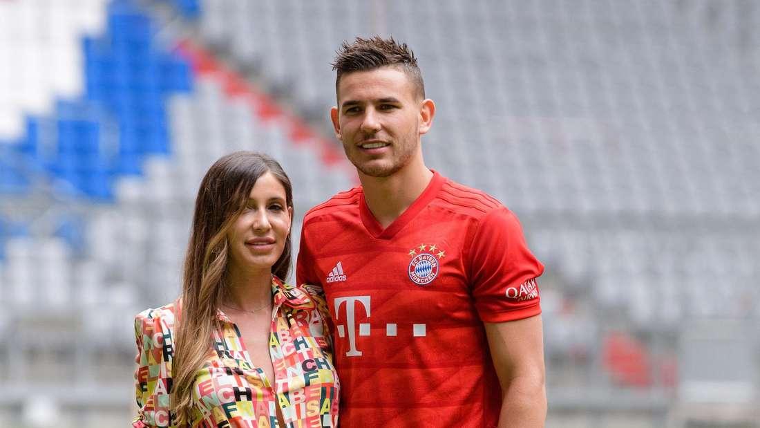 Lucas Hernandez und seine Frau sind in München offenbar nicht glücklich geworden.