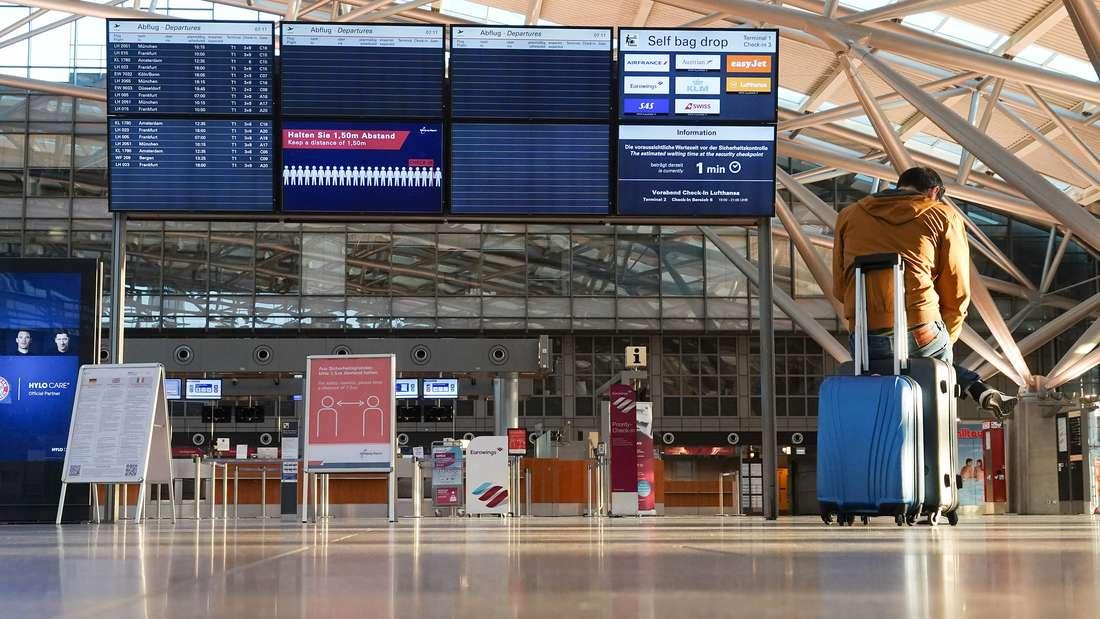 Laut den Experten gebe es derzeit kaum Erstattungen für Passagiere.