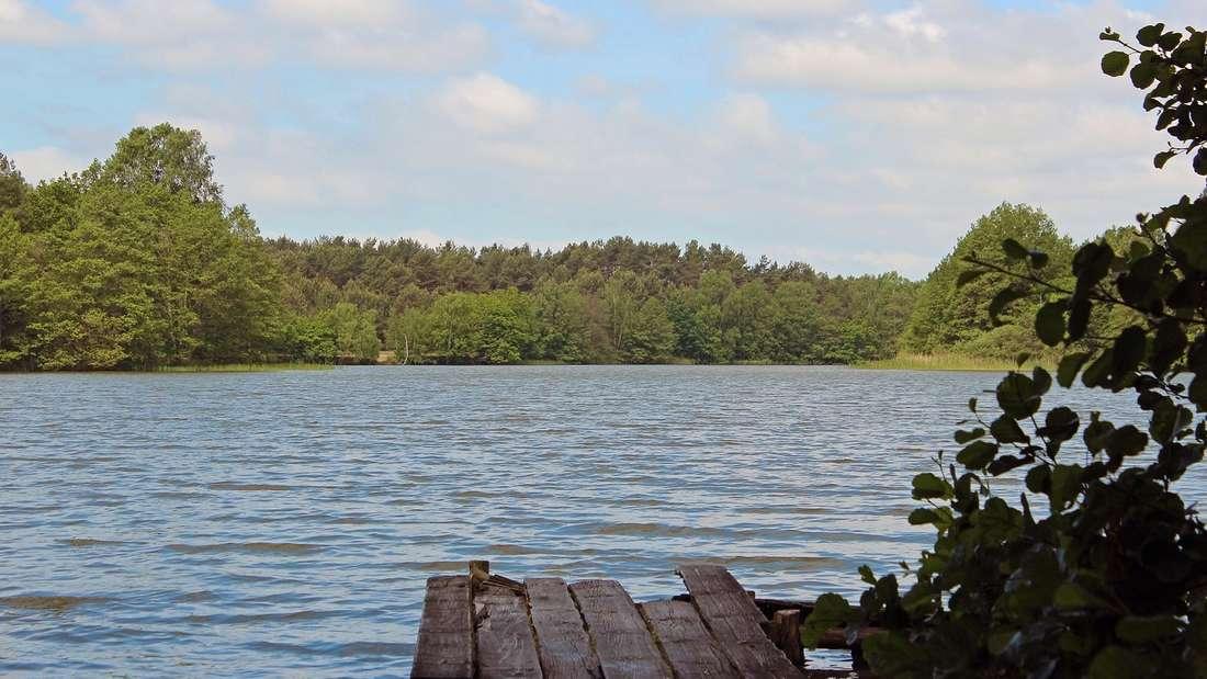 Mecklenburgische Seenplatte.