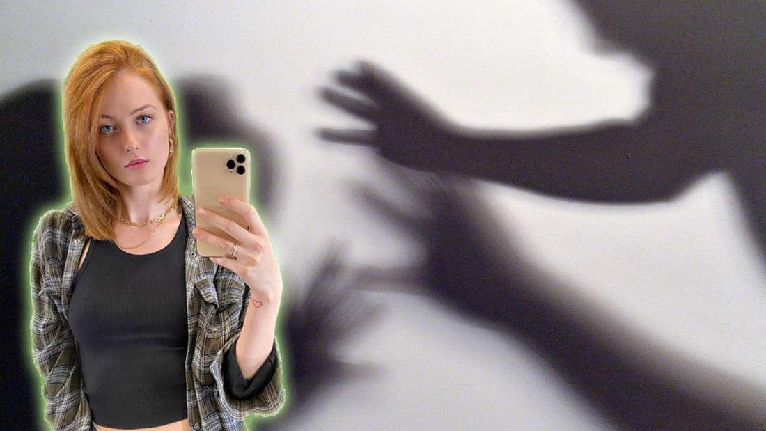 """GNTM-Kandidatin Vanessa Tamkan verriet nach der ProSieben-Sendung """"Männerwelten"""" ein erschütterndes Geheimnis."""