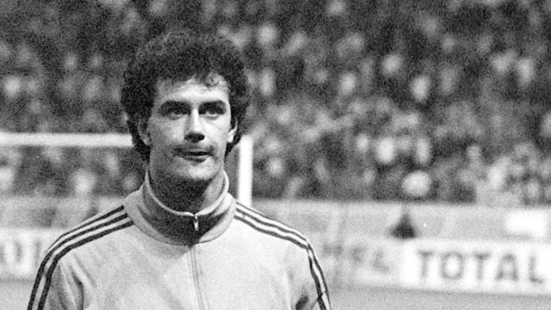 Gerhard Strack im Jahr 1984.