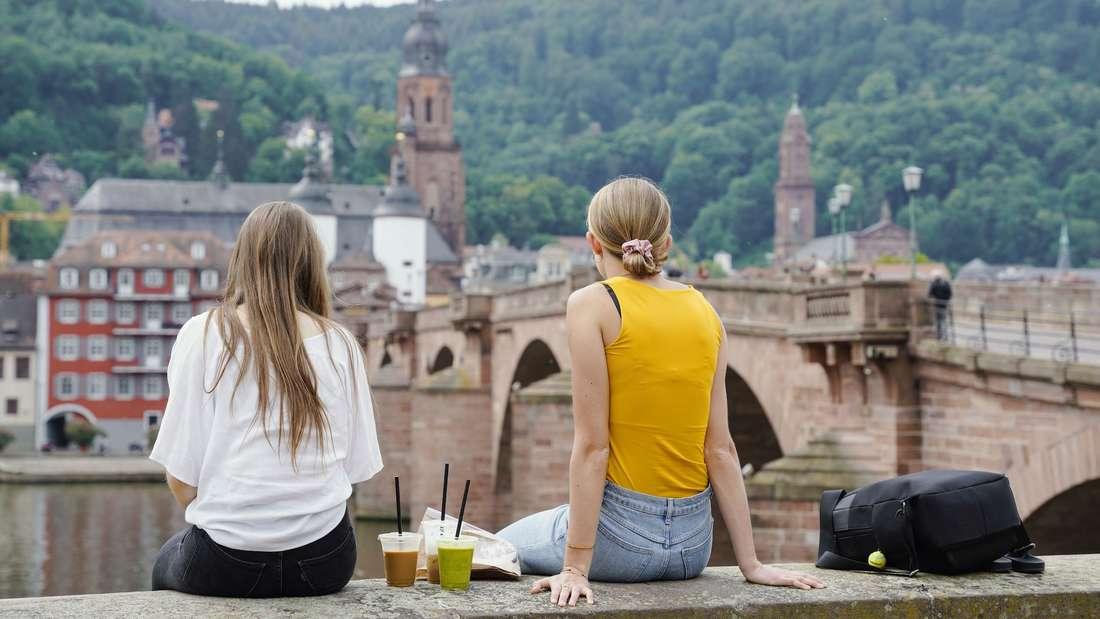 Heidelberg - Heidelberger Schloss