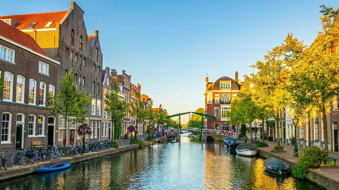 Urlaub in den Niederlanden.