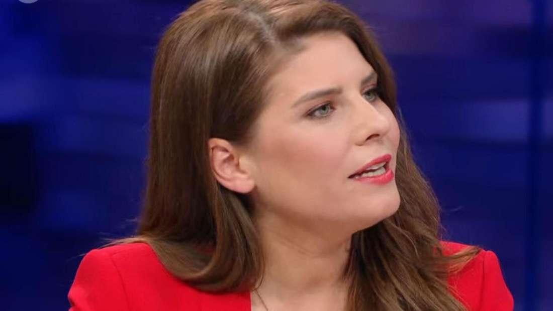 """Unternehmerin Sarna Röser war zu Gast beim TV-Talk """"Maybrit Illner"""" im ZDF"""