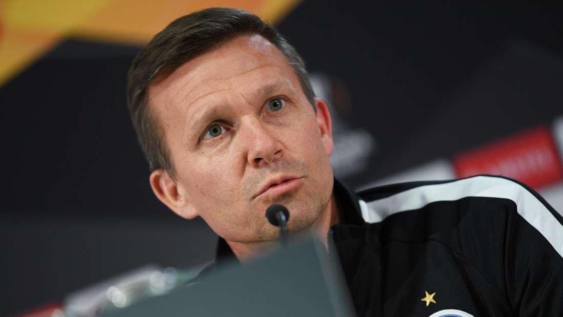 Jesse Marsch arbeitet aktuell erfolgreich für Red Bull Salzburg.