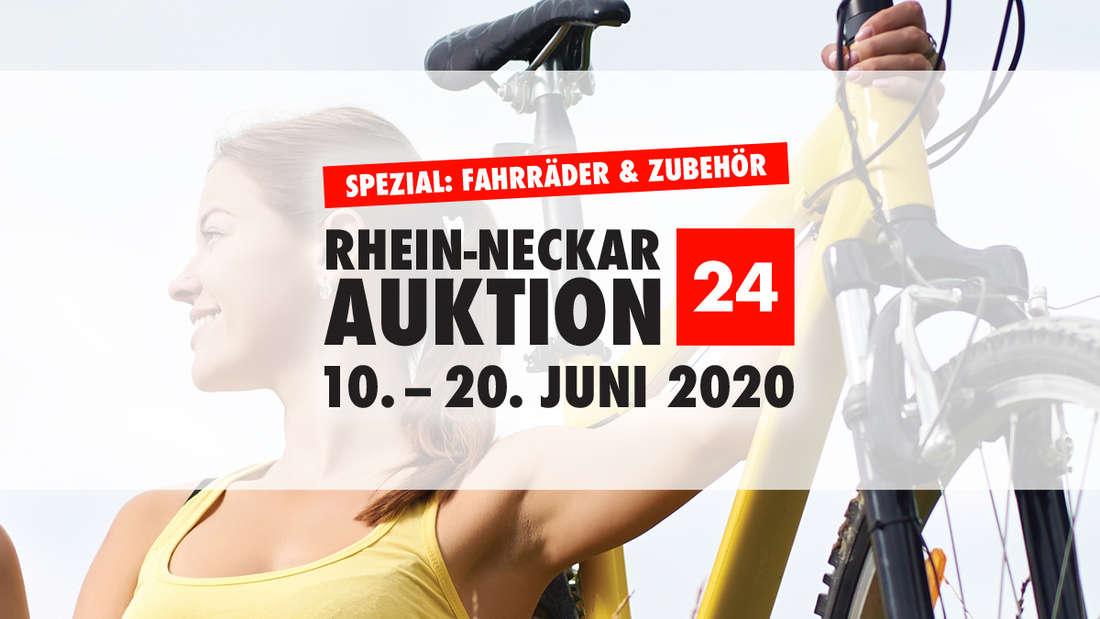 Rhein-Neckar-Auktion24: Hammerangebote zum Schnäppchenpreis vom 10. bis 20. Juni.