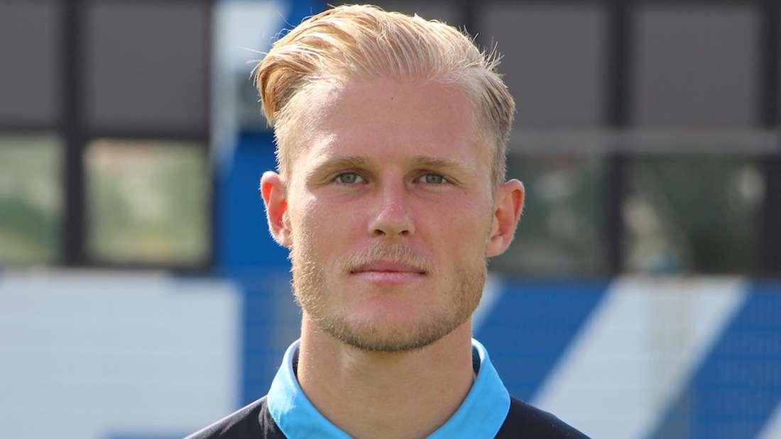 Marcel Seegert verlängert beim SV Waldhof Mannheim.