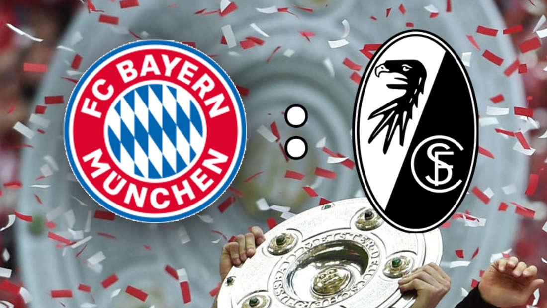 Der FC Bayern München erwartet den SC Freiburg.
