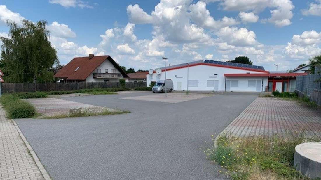 Das neue Testzentrum in Reilingen