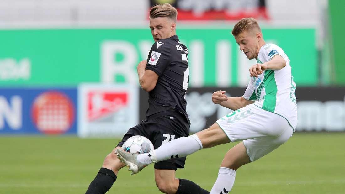 SpVgg Greuther Fürth – Karlsruher SC