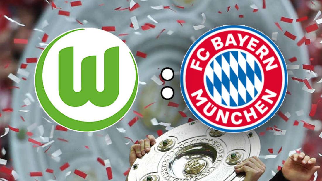 VfL Wolfsburg - FC Bayern im Live-Ticker: Knackt Lewandowski noch einen Rekord?