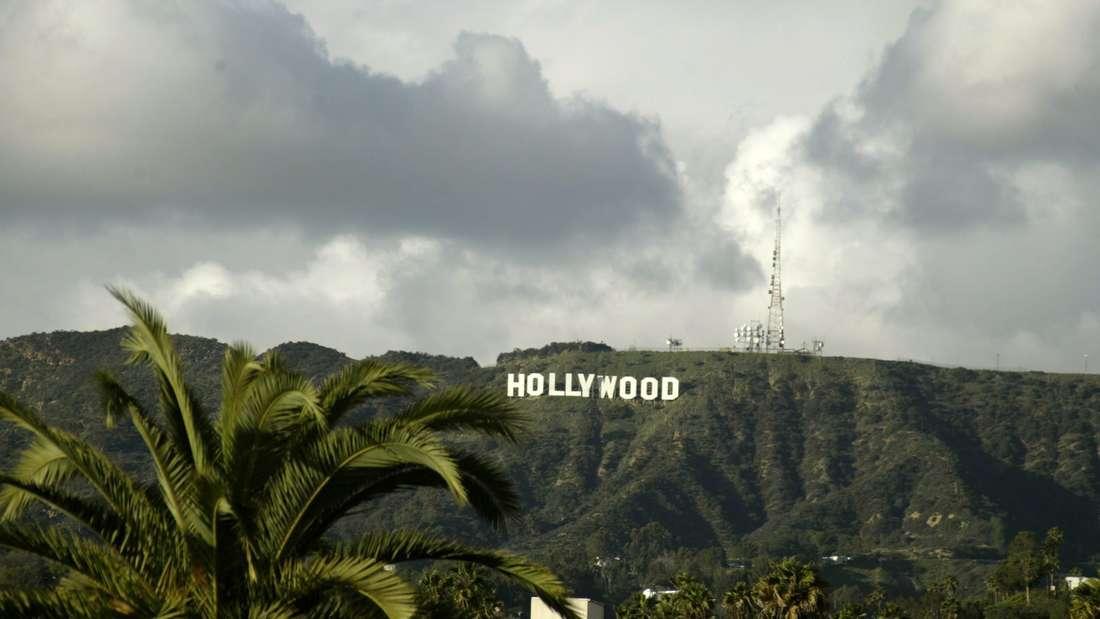 Das Hollywood-Sign markiert die Traumfabrik der Stars und Sternchen in Los Angeles.