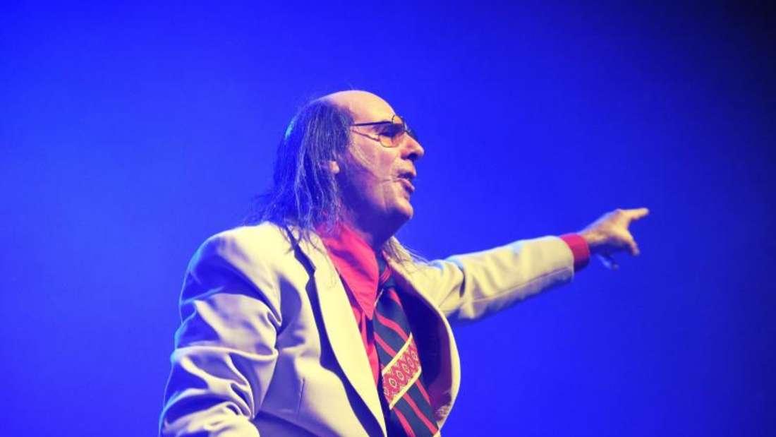 Guildo Horn liebt es, auf der Bühne zu stehen. Foto: Horst Ossinger//dpa
