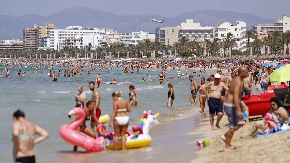 Urlaub trotz Corona: Mallorca öffnet seine Strände wieder - unter Bedingungen