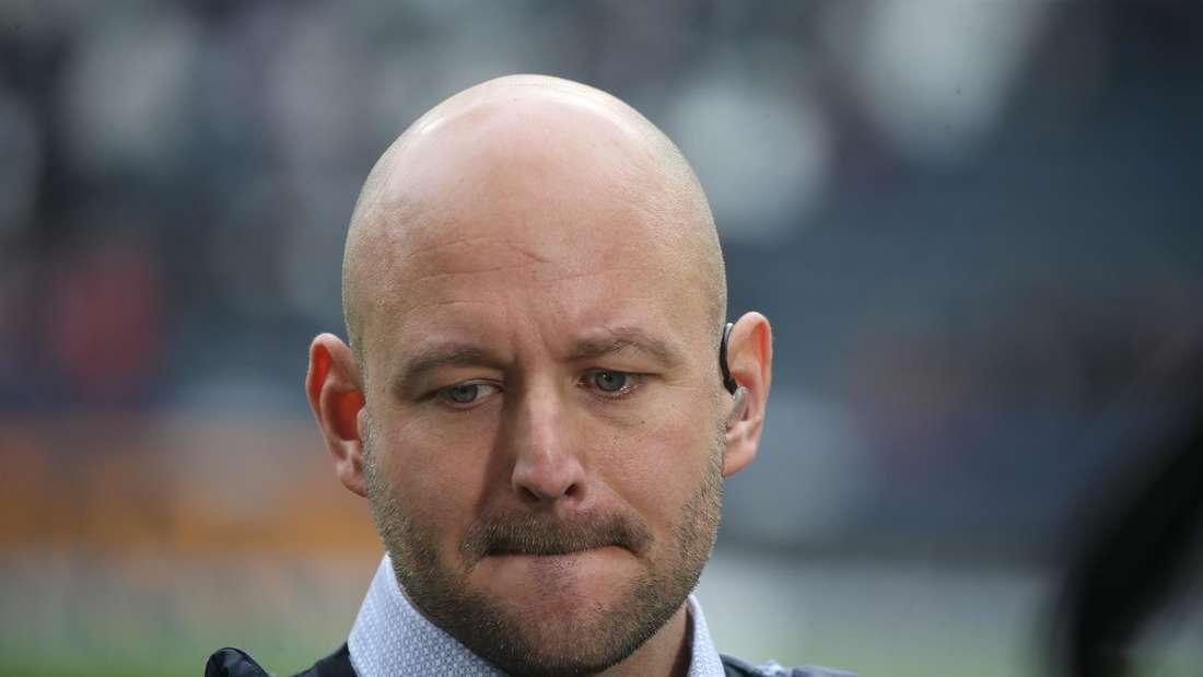 Direktor Profifußball Alexander Rosen befindet sich mit der TSG Hoffenheim auf Trainersuche.