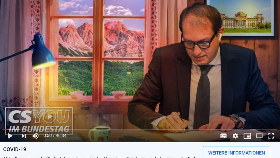 Die neue Social-Media-Offensive der CSU sorgte kürzlich für Spott im Netz. Grund war ein Youtube-Video.