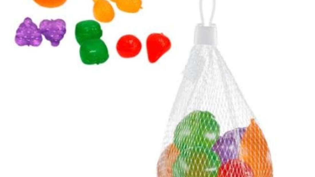 """Aldi ruft die Eiswürfel """"Früchte"""" der marken Home Creation und Crofton bundesweit wegen Erstickungsgefahr zurück."""