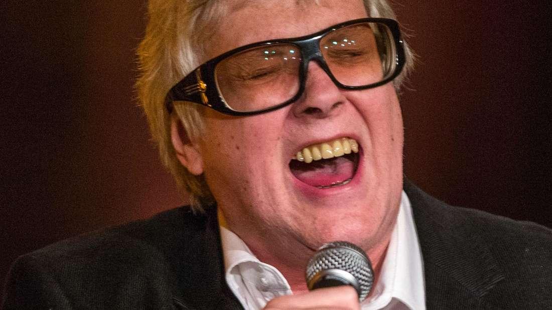 Stephan Trepte ist tot: Der DDR-Kult-Sänger starb kurz nach seinem 70. Geburtstag.