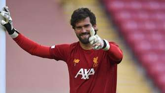 "Alisson lobt Klopp: Er hat den Club ""revolutioniert"""