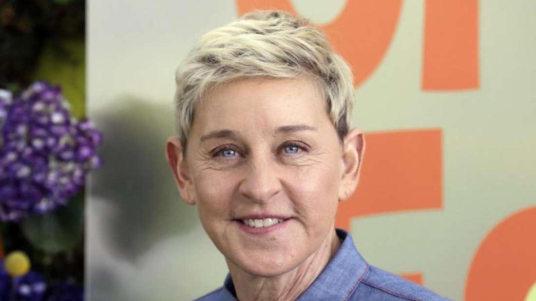 Ellen DeGeneres:«Es tut mir leid.». Foto: Mark Von Holden/Invision/dpa