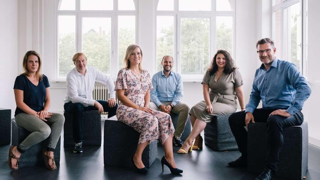 Das neue Leitungsteam des Marketing Club Rhein-Neckar.