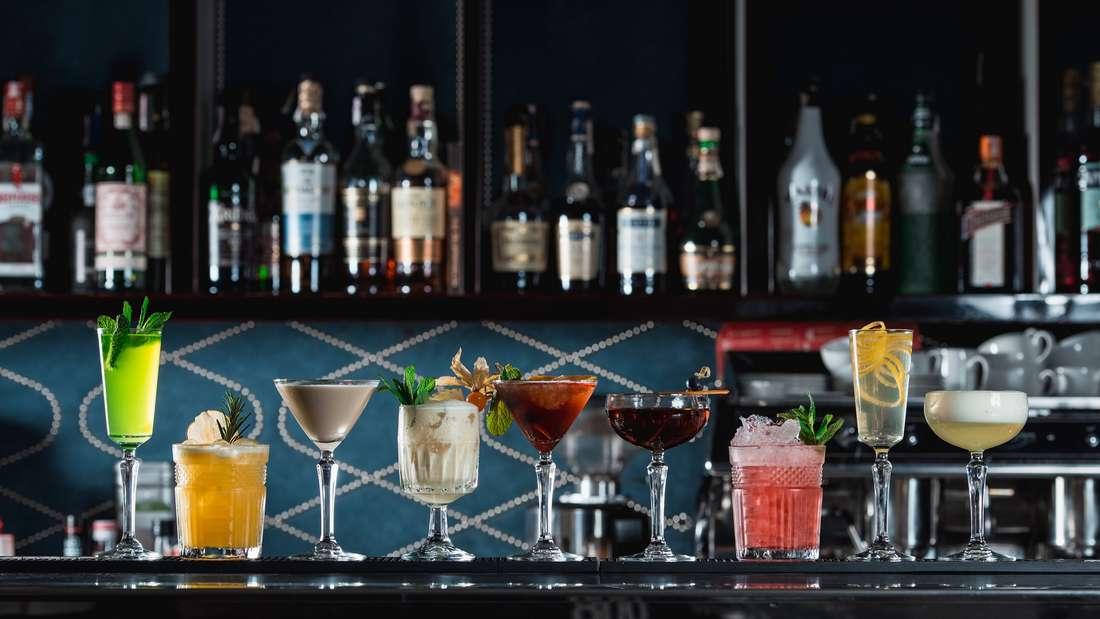Perfekt abgerundet wird ein gutes Essen nur noch durch ein passendes Getränk.