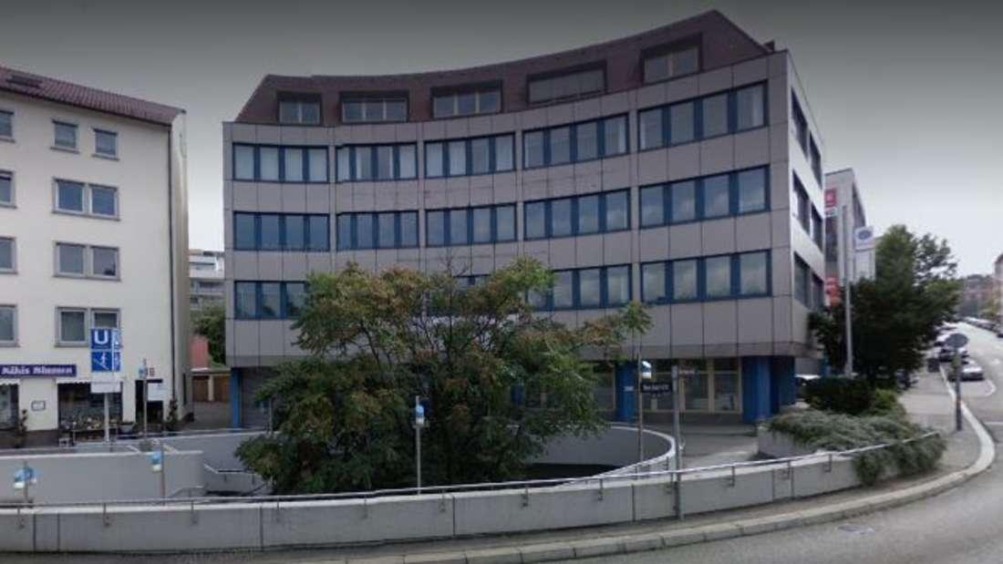 Die Familienkasse Baden-Württemberg Ost in Stuttgart.