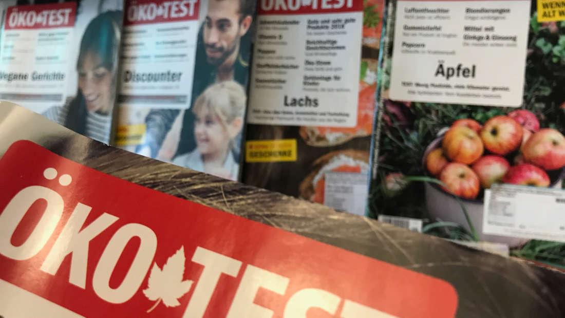 Öko-Test finanziert sich unter anderem auch durch Anzeigen von Herstellern der getesteten Produkte (Symbolbild).