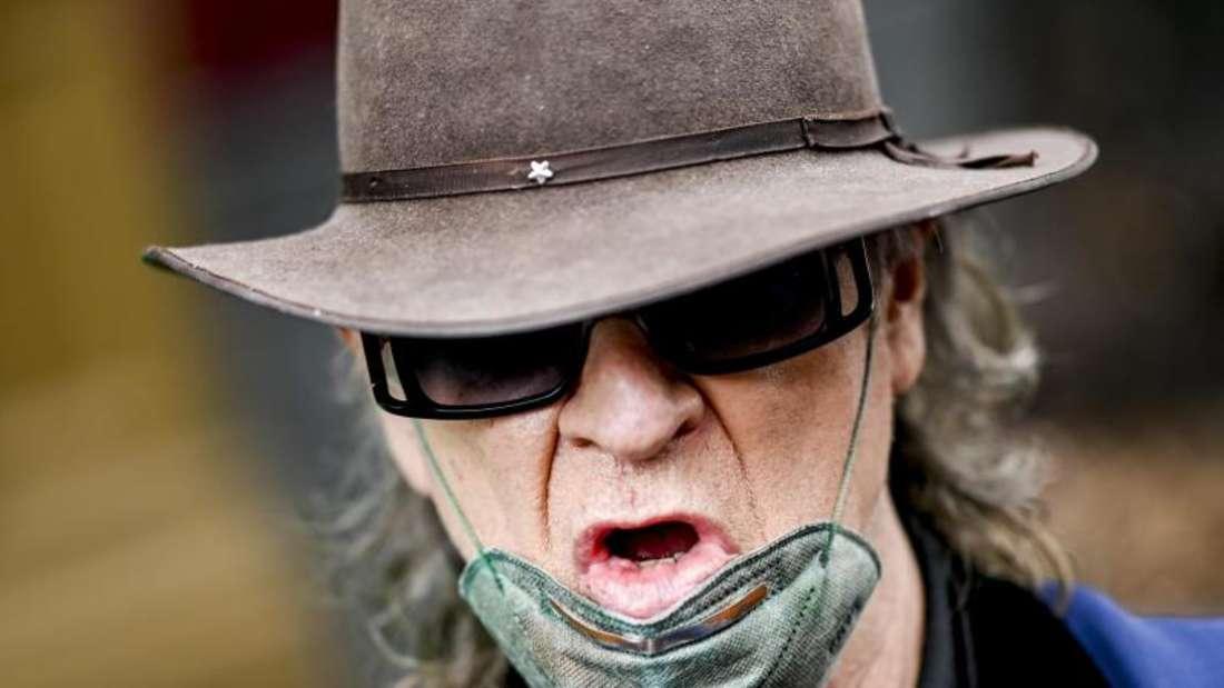 Udo Lindenberg fehlen die Auftritte. Foto: Axel Heimken/dpa