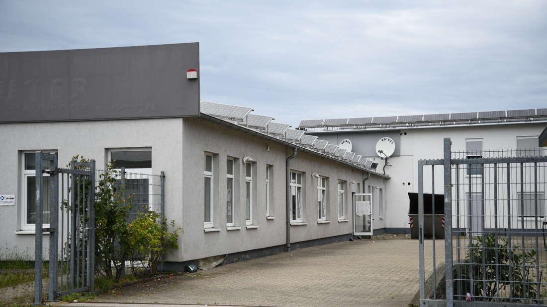 Corona-Ausbruch in Flüchtlingsunterkunft in Hockenheim.