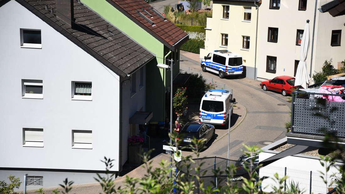 Der Tatort im Heidelberger Stadtteil Rohrbach