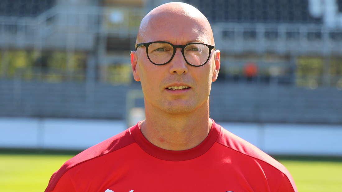 Fitnesstrainer Dirk Stelly