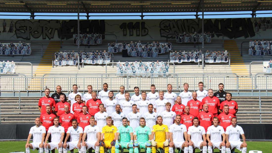 Das SVS-Team 2020/21