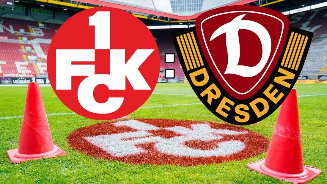 Der 1. FC Kaiserslautern empfängt Dynamo Dresden.