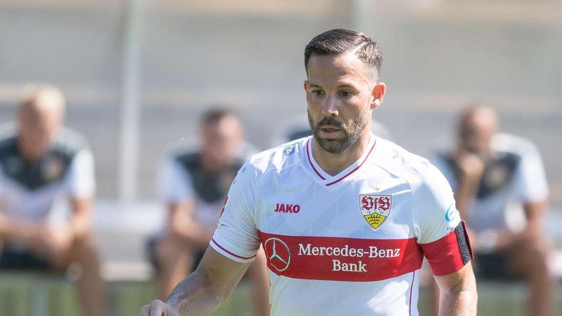 Gonzalo Castro ist vor wenigen Wochen zum Kapitän des VfB Stuttgart.