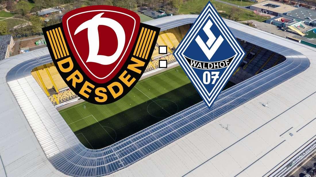 Dynamo Dresden empfängt am Sonntag den SV Waldhof Mannheim.