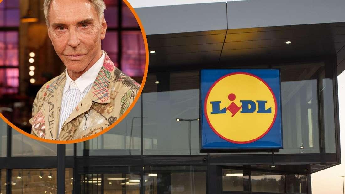 Bei Lidl gibt es bald Luxus-Produkte zum Schleuderpreis – entworfen wurden sie von einem Designer mit Rang und Namen.