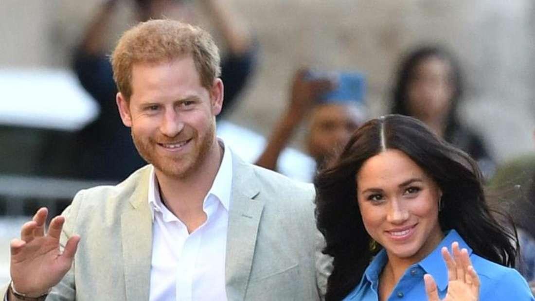 Harry und Meghan halten ihr Privatleben weiterhin unter Verschluss. Foto: Dominic Lipinski/PA Wire/dpa