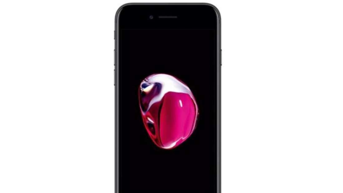 Das Apple iPhone 7 32GB Schwarz