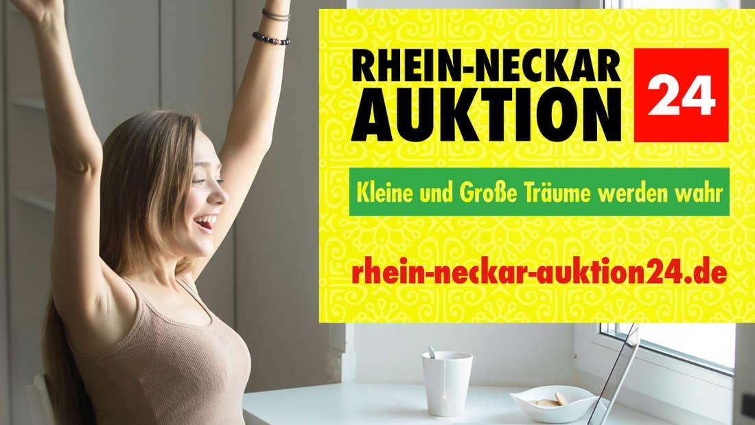 Die RHEIN-NECKAR AUKTION24 endet heute.